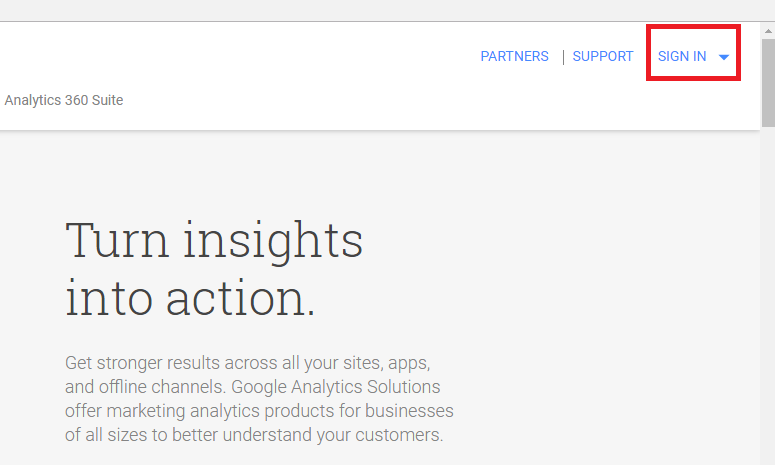 ساخت گوگل آنالیز برای سایت یا وبلاگ