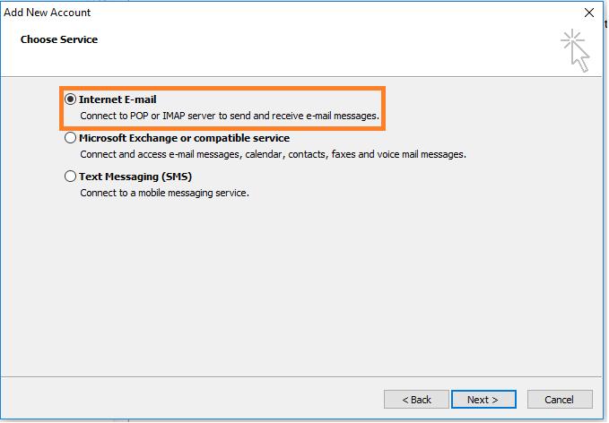 مدیریت ایمیل توسط اتلوک