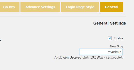 تغییر آدرس ادمین وردپرس