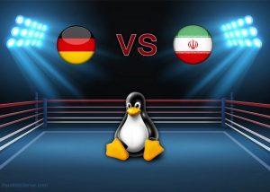 مقایسه هاست ایران و هاست اروپا