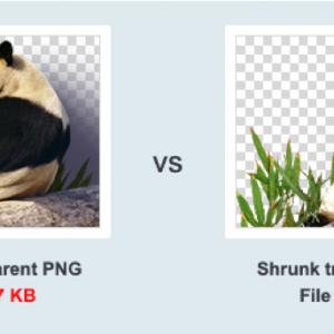 کم حجم کردن تصویر بدون افت کیفیت