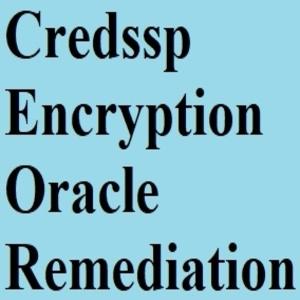 رفع مشکل CredSSP در ریموت دسکتاپ