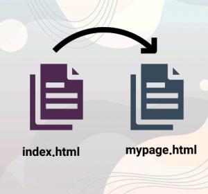 آموزش تغییر عنوان و پسوند فایل پیشفرض Index در هاست